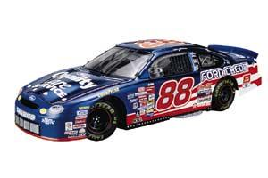 Action 1999 Dale Jarrett Quality Care Last Lap diecast