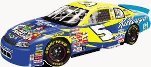 Action 1999 Terry Labonte Kelloggs NASCAR Racers diecast