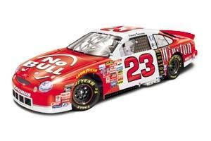 Revell 1999 Jimmy Spencer Winston No Bull Red diecast