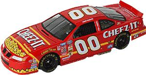 Action 1999 Larry Pearson Cheez-It diecast