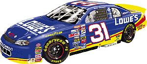 Revell 1/24 1998 Mike Skinner Lowes