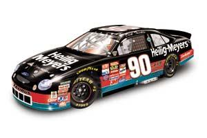 Revell 1997 Dick Trickle Heilig-Meyers Ford diecast