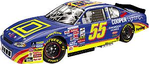 Team Caliber 1/24 2000 Kenny Wallace Square D (Owners)