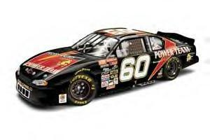 Team Caliber 2000 Geoff Bodine Power Team (Owners) diecast