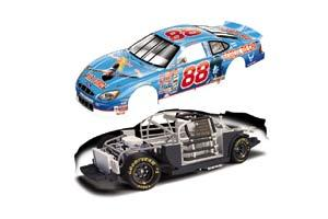 Action 2000 Dale Jarrett Air Force (Total Concept) diecast
