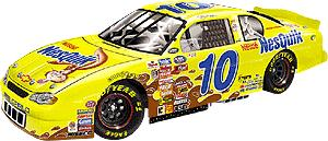 Team Caliber 2000 Jeff Green NesQuik (Preferred) diecast