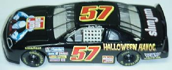 Action 1996 Jason Keller Halloween Havoc Slim Jim diecast